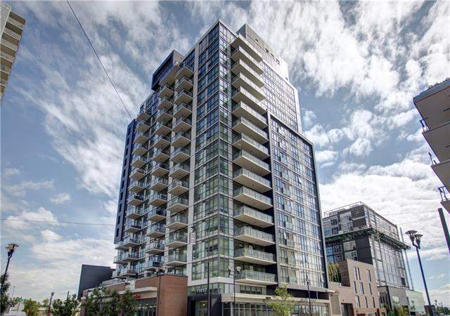 Downtown East Village real estate listings #1001 550 Riverfront AV Se, Calgary