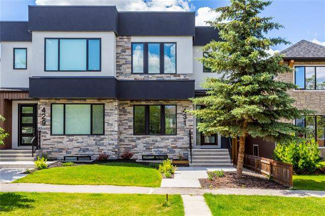 Bridgeland real estate listings 431 7 ST Ne, Calgary