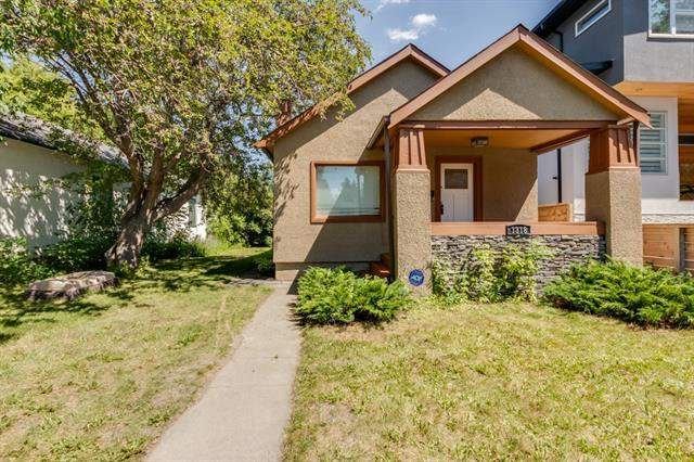 Crescent Heights real estate listings 1318 3 ST Nw, Calgary