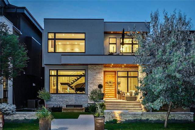 Hillhurst real estate listings 1624 Broadview RD Nw, Calgary