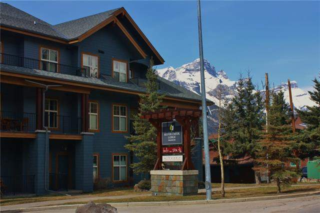 #220a 1818 Mountain Av, Canmore, Bow Valley Trail real estate, Apartment Bow Valley Trail homes for sale