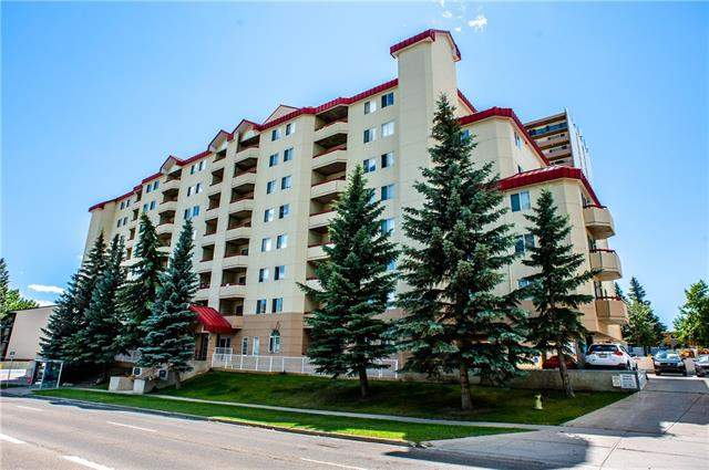 University District real estate listings #507 2011 University DR Nw, Calgary