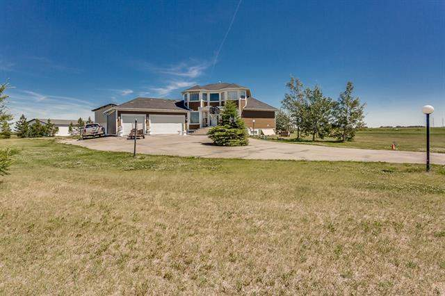 14 North Shore Pt, Rural Rocky View County  Prairie Royal Estate homes for sale