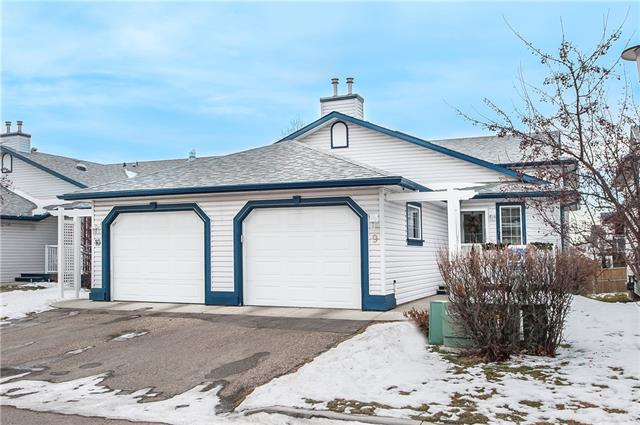 #9 33 Stonegate DR Nw, Airdrie Stonegate real estate, Attached Stonegate homes for sale
