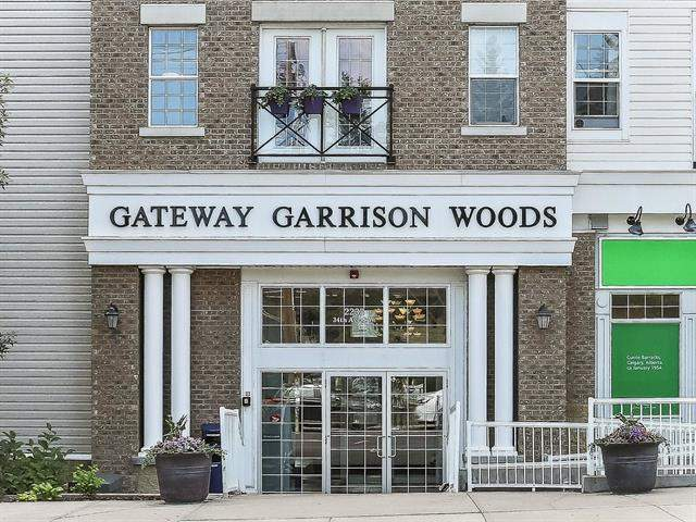 #344 2233 34 AV Sw, Calgary  Garrison Woods homes for sale