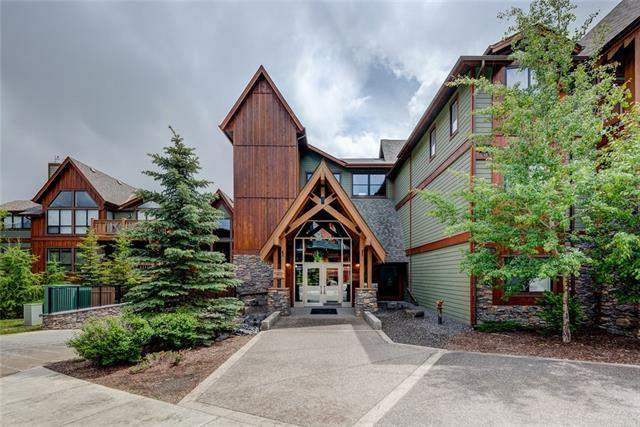 #301  Stewart Creek Landing, Canmore  Three Sisters homes for sale