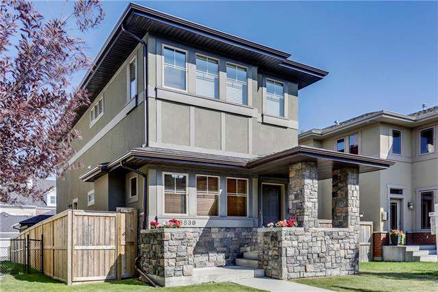 Garrison Green real estate listings 5538 Henwood ST Sw, Calgary