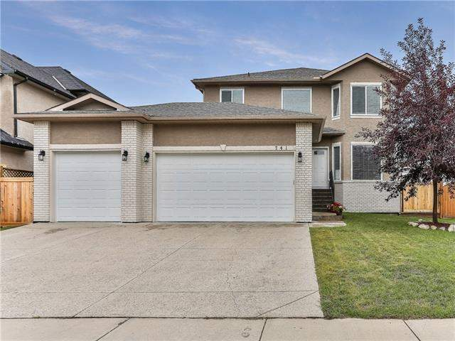 741 Wentworth PL Sw, Calgary, West Springs real estate, Detached West Springs homes for sale