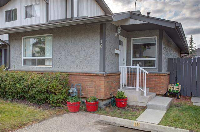 #16 7172 Coach Hill RD Sw, Calgary  Coach Hill homes for sale