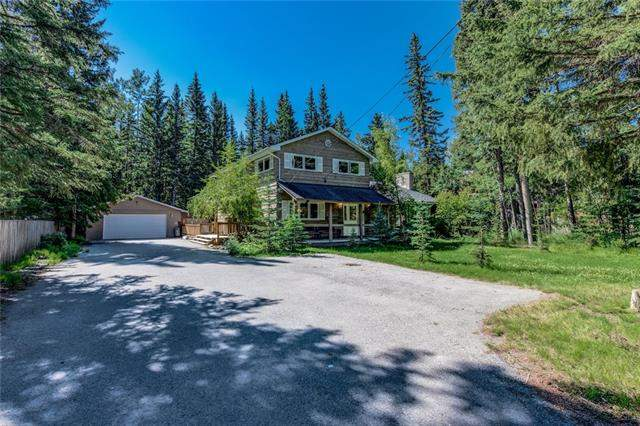 31 White Av, Bragg Creek None real estate, Detached Bragg Creek homes for sale
