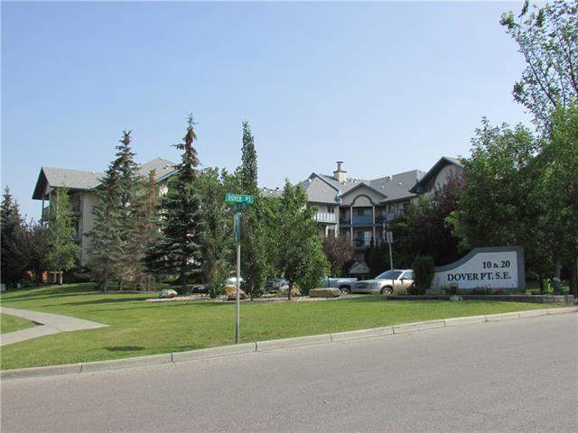 #318 10 Dover PT Se, Calgary Dover real estate, Apartment Dover homes for sale