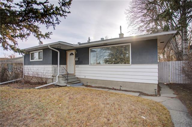 435 Hendon DR Nw in Highwood Calgary MLS® #C4198025