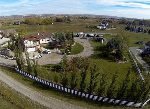 250218 Range Road 32, Rural Rocky View County Springbank real estate, Detached Springbank homes for sale