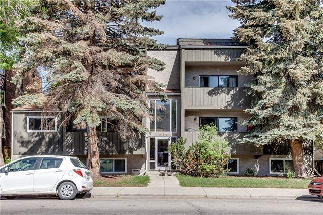 #102 730 2 AV Nw, Calgary  Kensington homes for sale