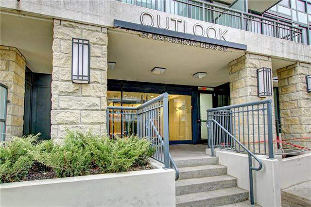 #301 51 Waterfront Me Sw, Calgary Chinatown real estate, Apartment Chinatown homes for sale