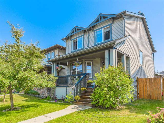 20 Bridlecrest ST Sw in Bridlewood Calgary MLS® #C4198780