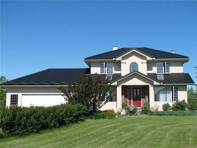 96 Biggar Heights Cl, Rural Rocky View County  Bearspaw_Calg homes for sale