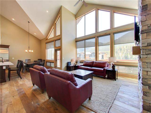 #604 105 Stewart Creek Ri, Canmore, Three Sisters real estate, Attached Three Sisters homes for sale