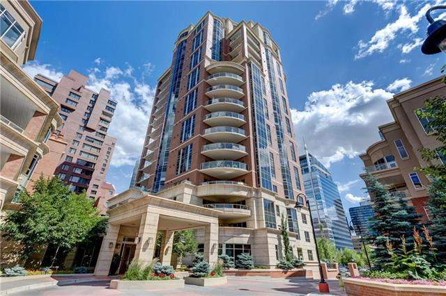 #802 600 Princeton WY Sw in Eau Claire Calgary MLS® #C4199077