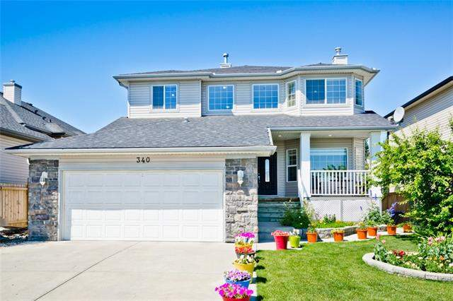 340 Cove Rd in The Cove Chestermere MLS® #C4199106