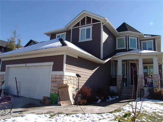 2 Ranchers Pl, Okotoks  Air Ranch homes for sale