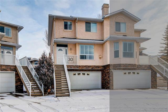 30 Country Hills Gd Nw, Calgary, Country Hills real estate, Attached Country Hills homes for sale