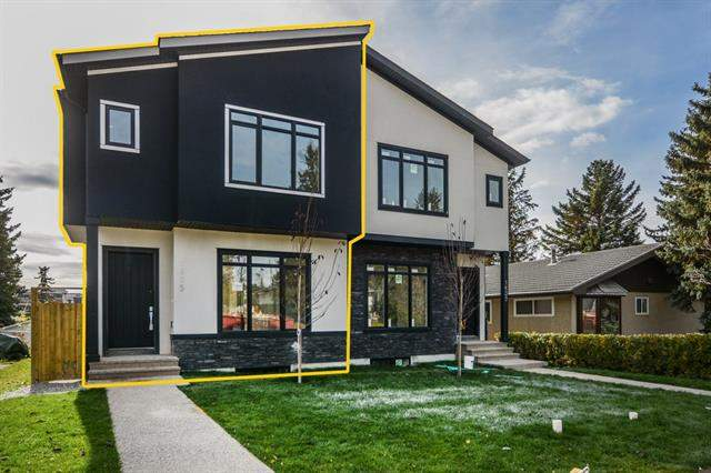 1635 22 AV Nw, Calgary Capitol Hill real estate, Attached Capitol Hill homes for sale