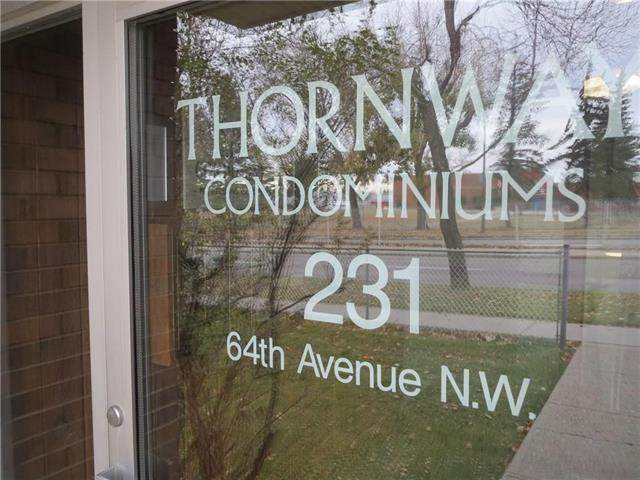 #302 231 64 AV Nw, Calgary, Thorncliffe real estate, Apartment Thorncliffe homes for sale
