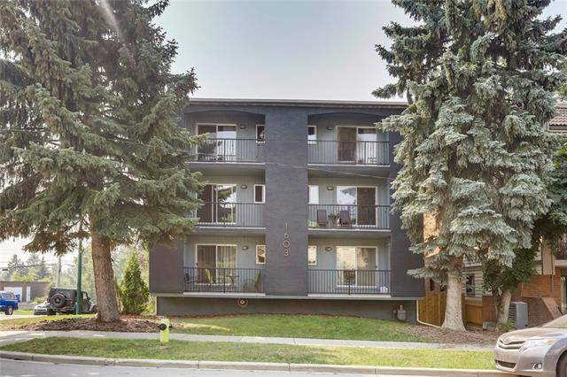 #201 1603 26 AV Sw, Calgary  South Calgary homes for sale