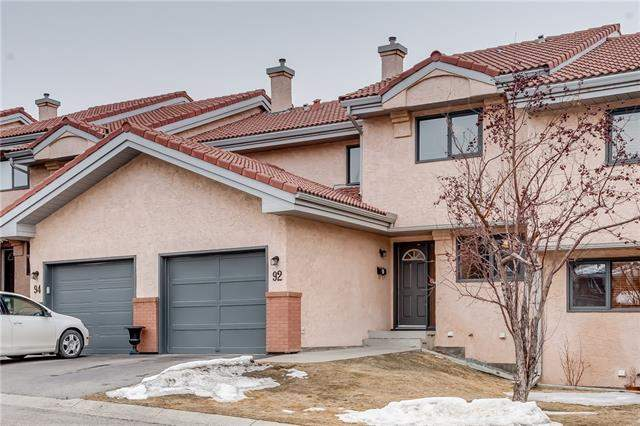 #92 5810 Patina DR Sw, Calgary  Patterson homes for sale