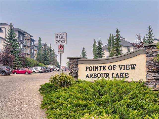 #406 55 Arbour Grove CL Nw, Calgary  Arbour Lake homes for sale
