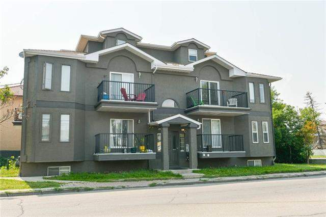#5 3707 16 AV Se, Calgary, Forest Lawn real estate, Apartment Forest Lawn homes for sale