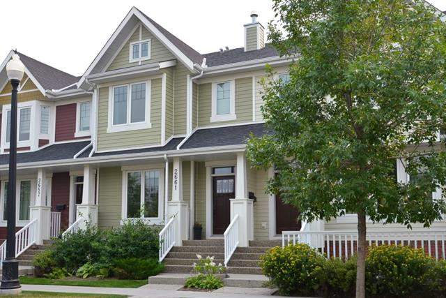 2661 Dallaire AV Sw, Calgary Garrison Green real estate, Attached Garrison Green homes for sale