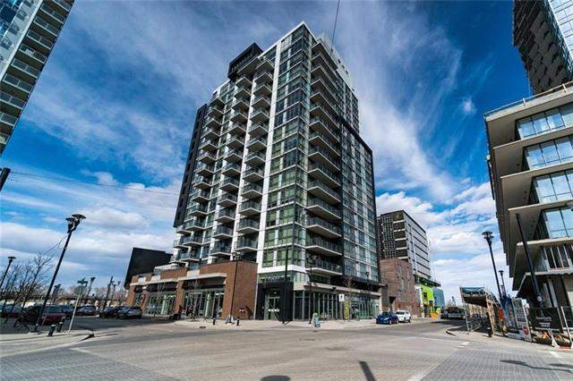 #407 550 Riverfront AV Se, Calgary  Downtown East Village homes for sale