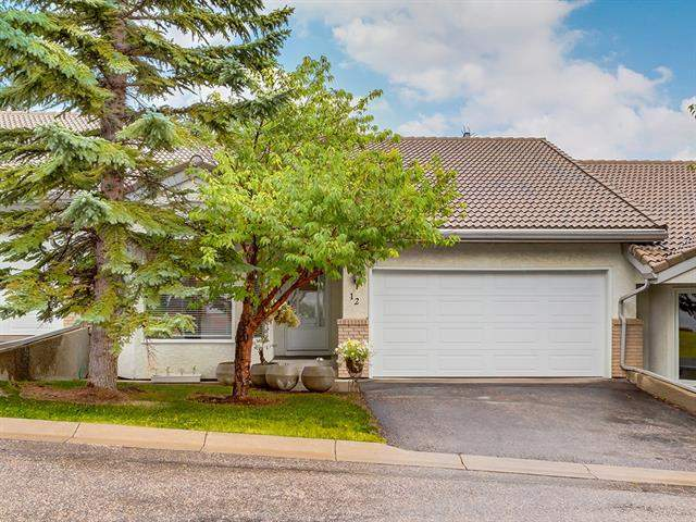 #12 5790 Patina DR Sw, Calgary  Prominence/Patterson homes for sale