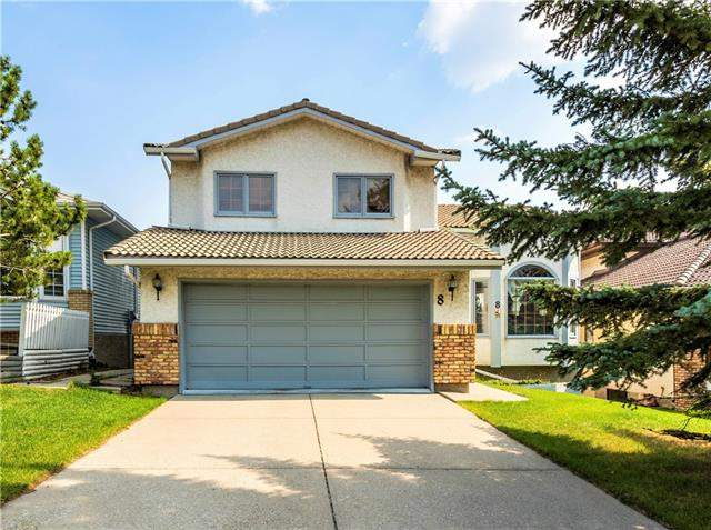 8 Hawkcliff Me Nw, Calgary  Hawks Landing homes for sale