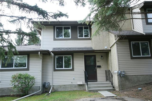 #54 310 Brookmere RD Sw, Calgary  Braeside homes for sale
