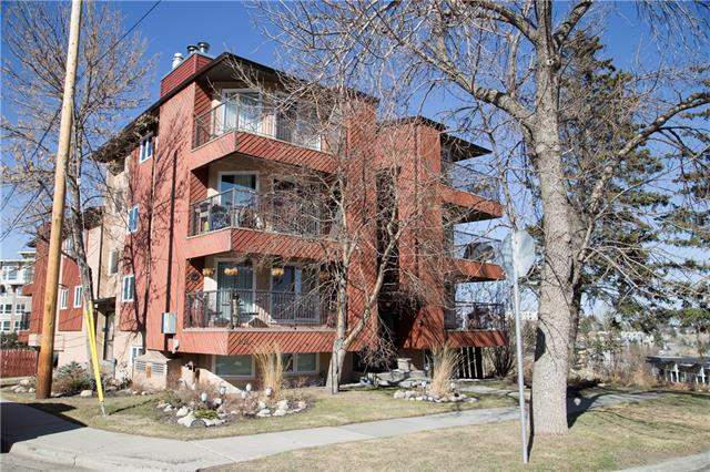#2 402 4 AV Ne, Calgary  Crescent Heights homes for sale