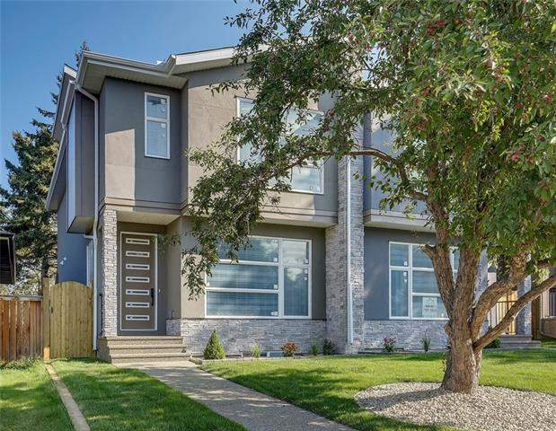 2134 26 AV Sw, Calgary, Richmond real estate, Attached Richmond Park homes for sale