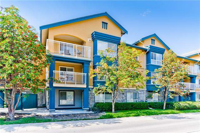 #213 25 Richard PL Sw, Calgary, Lincoln Park real estate, Apartment Lincoln Park homes for sale