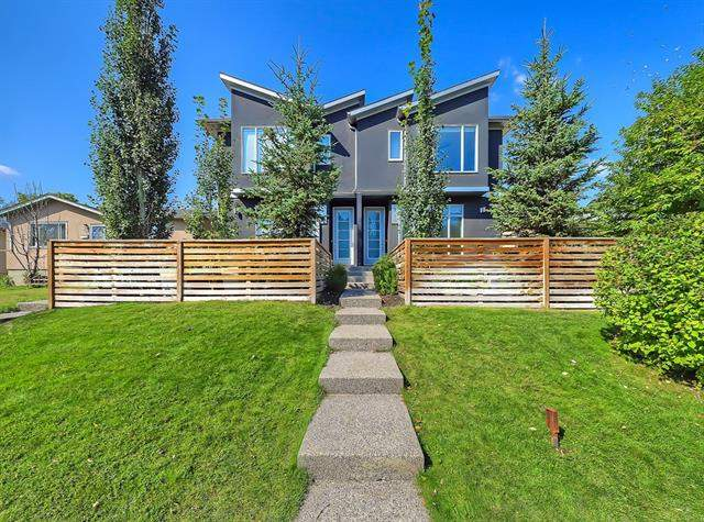 #2 1917 34 ST Sw, Calgary  Killarney/Glengarry homes for sale