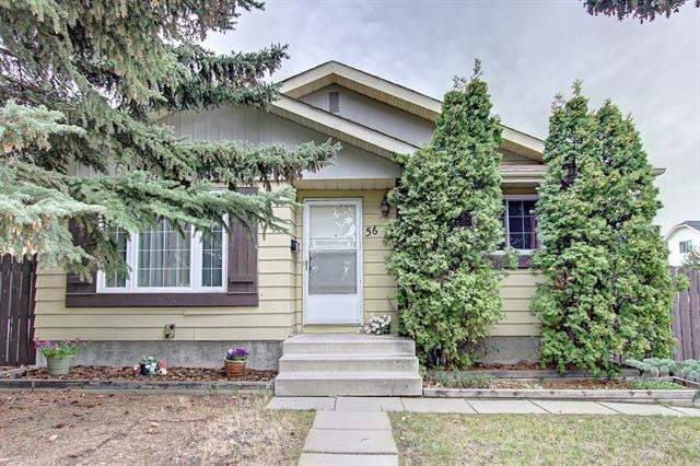 56 Appletree RD Se, Calgary, Applewood Park real estate, Detached Applewood Park homes for sale