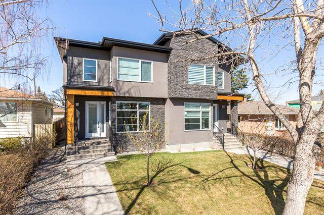 2837 35 ST Sw, Calgary  Glengarry homes for sale