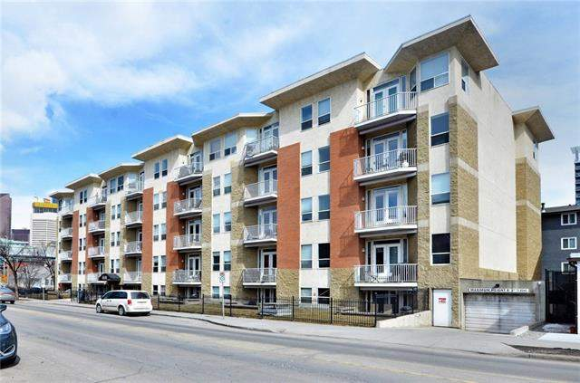 #411 1410 2 ST Sw, Calgary, Beltline real estate, Apartment Victoria Park homes for sale