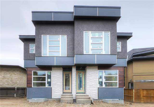 #1 1934 25a ST Sw, Calgary  Richmond Park homes for sale