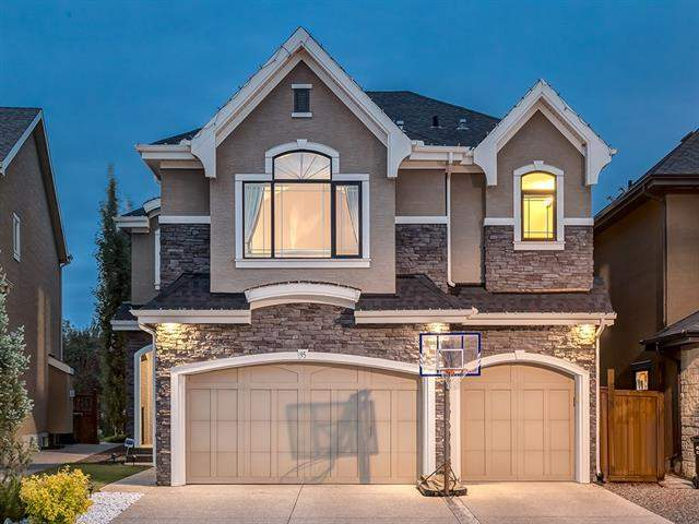 95 West Coach WY Sw, Calgary  Wentworth homes for sale