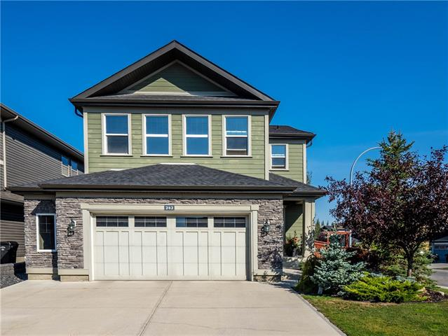 242 Chaparral Valley Tc Se, Calgary  Chaparral homes for sale
