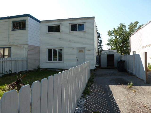 3909 29 AV Se, Calgary Dover real estate, Attached West Dover homes for sale