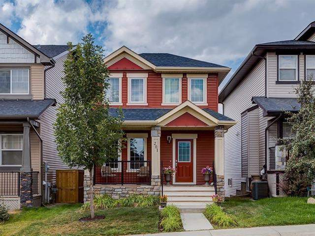 201 Evansdale Ld Nw, Calgary  Evanston Ridge homes for sale
