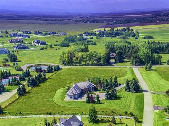 243150 Rge RD 31a, Rural Rocky View County  Springbank homes for sale